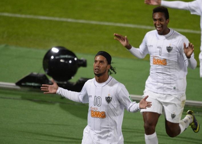 """Ronaldinho : """"Une année merveilleuse quand même"""""""