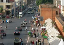 Vaste campagne contre les usurpateurs du domaine public à Mohammedia