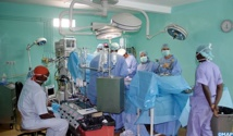 """Mission """"Cœur ouvert"""" à Nouakchott"""
