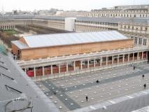 La Comédie française vend son Théâtre éphémère à la Libye