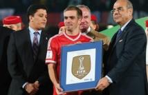 Le Bayern s'offre une nouvelle décoration