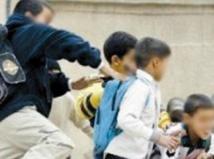 Campagne de sensibilisation  à la violence en milieu scolaire