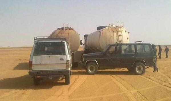 Les détournements de carburants ont provoqué une levée de boucliers dans les camps de Tindouf .