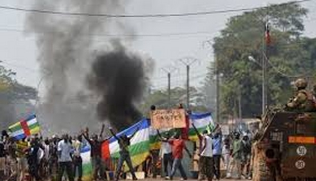 La tension monte en Centrafrique