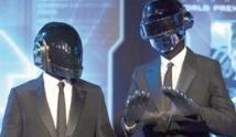 Le Français Daft Punk de retour à la télévision pour les Grammy Awards