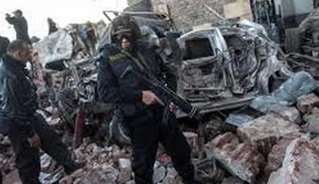 Offensive de l'armée égyptienne contre la confrérie