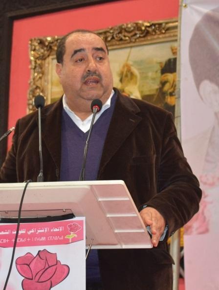 Driss Lachguar : L'unité est la seule option avec nos frères algériens