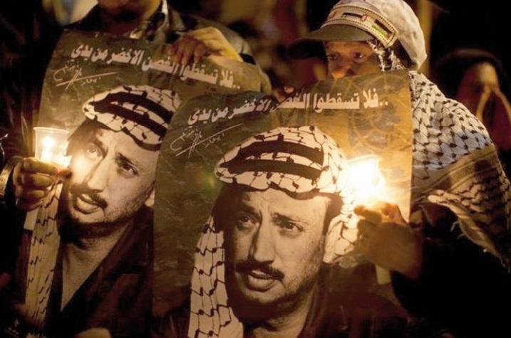 La thèse de l'empoisonnement d'Arafat écartée