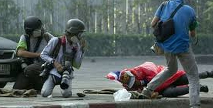 Législatives meurtrières en Thaïlande