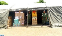 52.000 prestations assurées par l'hôpital marocain de Bamako