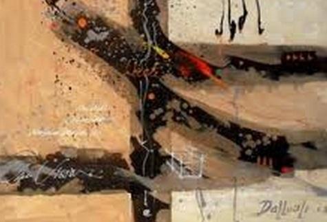 Le peintre Dallouli expose à Marrakech