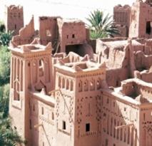 La télévision turque  tourne une émission  touristique à Ouarzazate