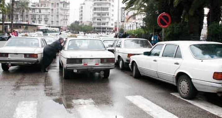 Rabbah fustigé par les taximen