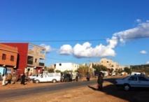 Démantèlement par la force d'un campement protestataire à Ksiba