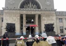 Attentat-suicide dans  une gare de Volgograd
