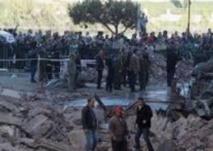 Explosion près d'un bâtiment des renseignements militaires en Egypte