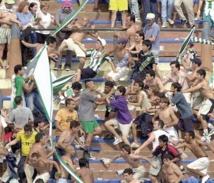 """Les """"barras bravas"""", acteurs ultra-violents des stades latino-américains"""