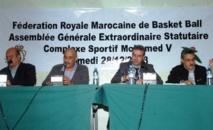 Adoption à l'unanimité du statut en conformité avec celui de la FIBA