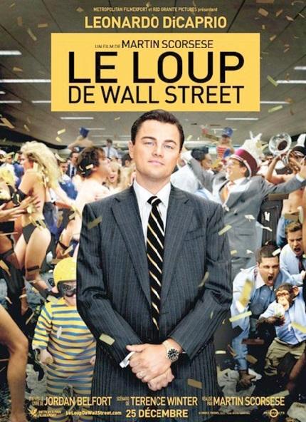 Martin Scorsese crie au loup du côté de Wall Street
