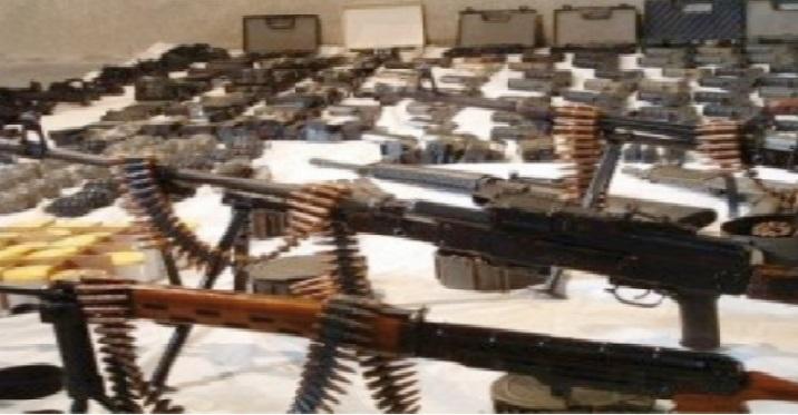 La découverte d'une importante cache d'armes du Polisario  met Alger dans l'embarras