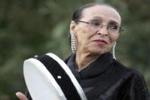 Haja El Hamdaouia vexée  par la fausse nouvelle de sa mort