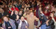 Les femmes ittihadies en première ligne