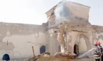 Cinq siècles partis en fumée