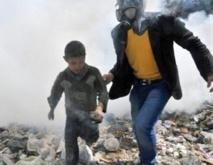 Le chimique s'invite  au conflit syrien