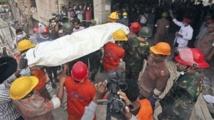 L'appât du gain entraîne l'effondrement de bâtiments au Bangladesh