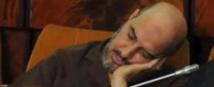 L'auteur de la blague de la discorde somnolant comme si de rien n'était (Ph.oujdaziri.com)