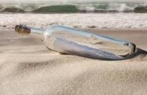 Un message vieux de 50 ans découvert dans une bouteille prédit la fonte d'un glacier