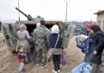 2013 s'est révélée être la plus meurtrière du conflit syrien