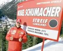 Schumacher toujours dans le coma