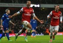 Arsenal conserve les commandes