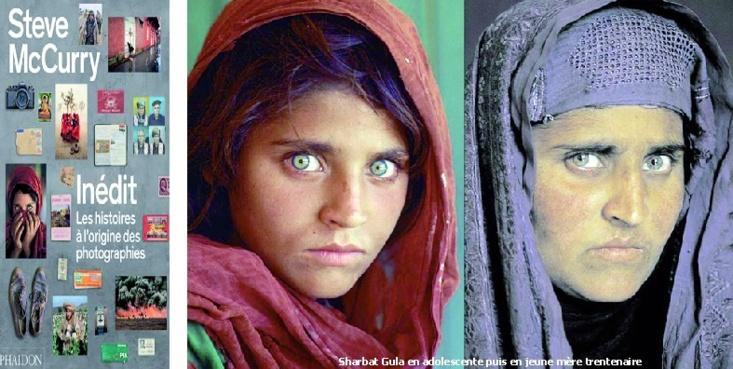 Steve McCurry : les photos étaient bien là, il fallait juste les prendre