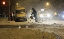 Tempête de neige et froid polaire sur les Etats-Unis
