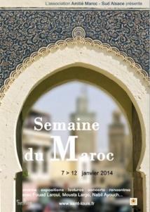 Semaine culturelle marocaine  à Saint Louis