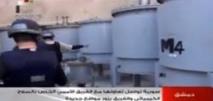 L'Italie recevra les armes chimiques évacuées de Syrie