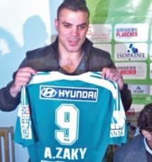 Amr Zaki officiellement chez les Verts