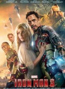 Iron Man 3 à la tête du box-office 2013