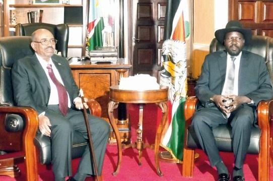 Béchir au Soudan du Sud pour un entretien avec Kiir