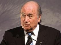 Sepp Blatter : «Le Brésil s'est préparé trop tard»