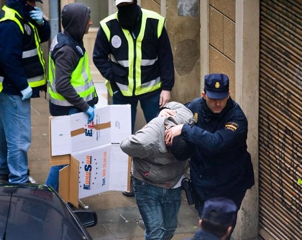 Arrestation à Malaga d'un jihadiste originaire de Sebta