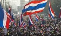 L'opposition fait monter  la tension  en Thaïlande