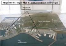 Tanger-Med II avance à pas de géant