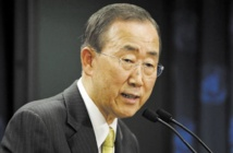 Ban Ki-moon exprime sa gratitude au Royaume