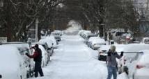 Le froid historique perdure en Amérique du Nord