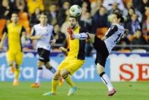 L'Atletico Madrid en ballottage favorable pour les quarts de la Coupe du Roi