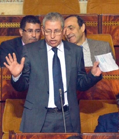 Abdelhadi Khairat : La lutte contre la corruption ne doit pas faire  l'objet de surenchère politicienne