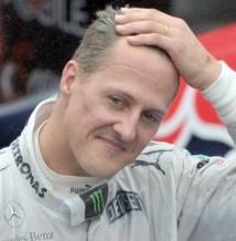 Schumacher skiait délibérément hors-piste, à une vitesse normale